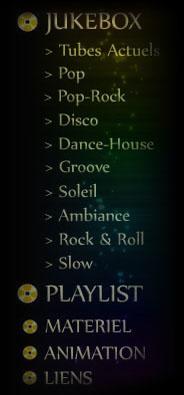 titres pour danser - Playliste Mariage